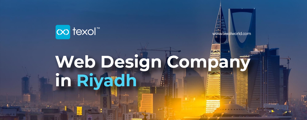 Web Design Company in Riyadh
